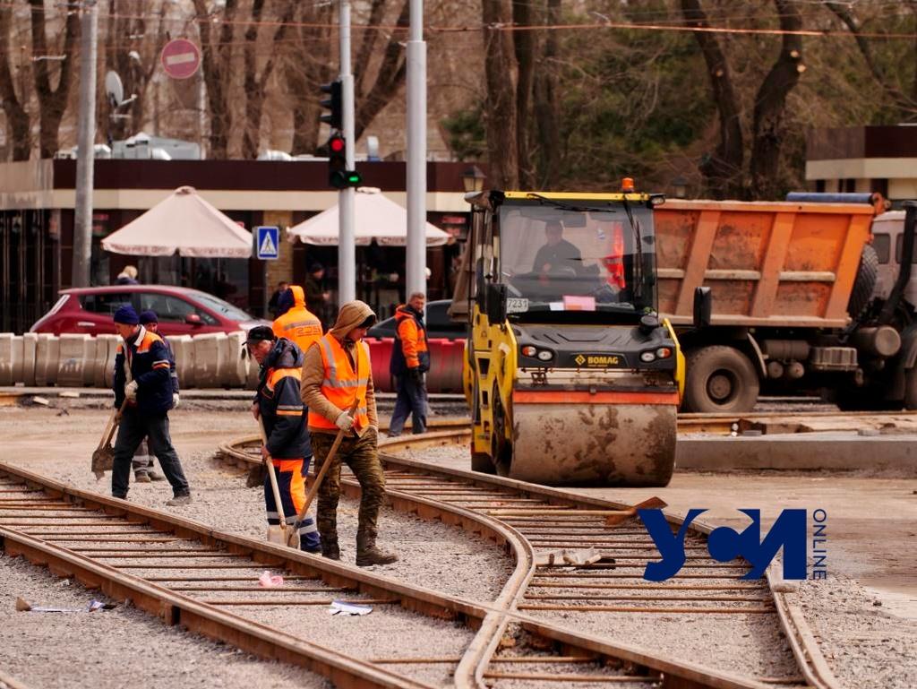 Где в Одессе во вторник будут ремонтировать дороги «фото»
