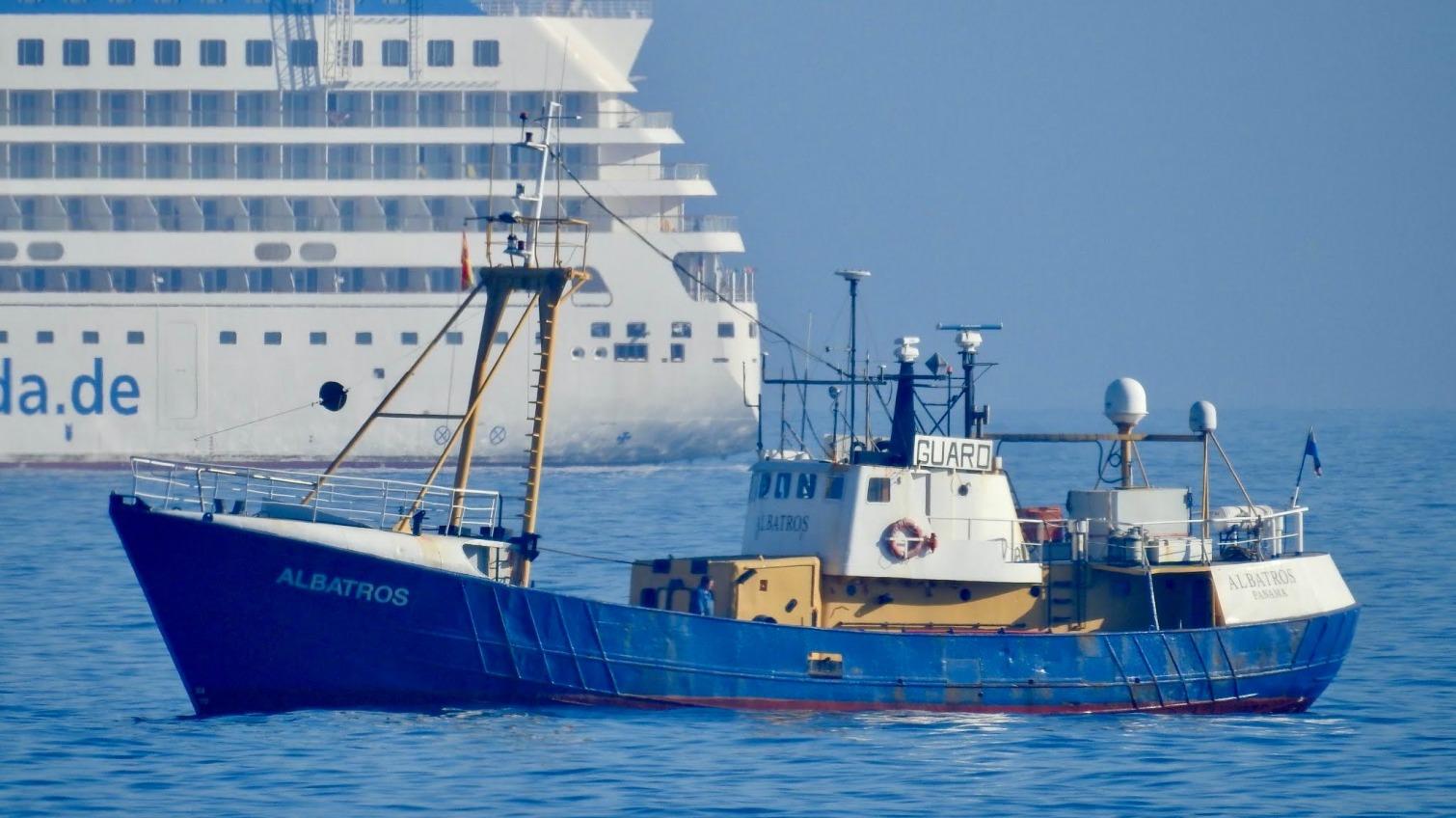 В Испании арестовали судно с 18 тоннами гашиша – на борту находились украинцы (фото) «фото»