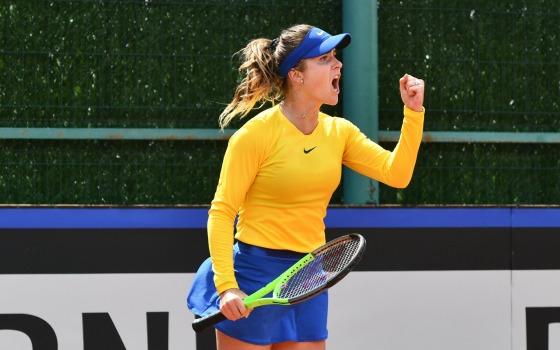 В Черноморске украинские теннисистки закончили победой матч со спортсменками из Японии (фото) «фото»