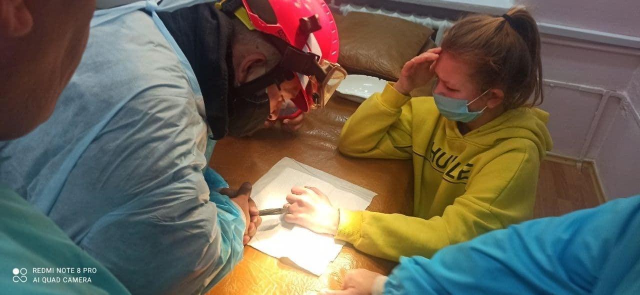В Белгород-Днестровском пришлось вызывать спасателей для снятия кольца с пальца ребенка «фото»