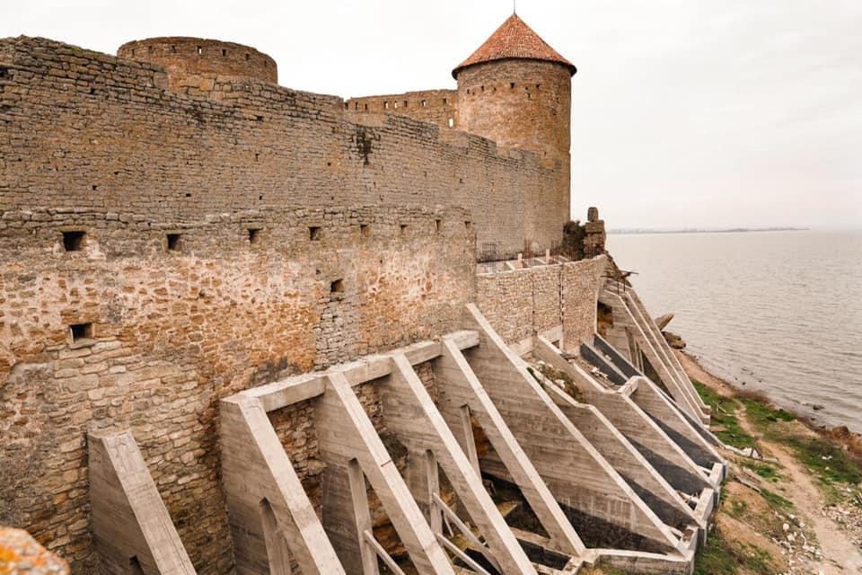 В Аккерманской крепости планируют создать археологический музей (фото) «фото»