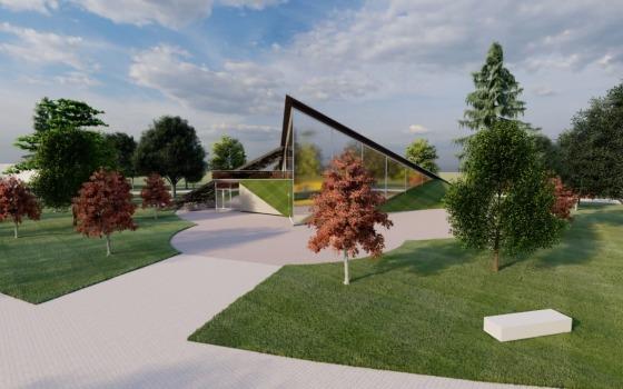 В Сарате построят туристический центр за 18,5 миллионов гривен (фото) «фото»
