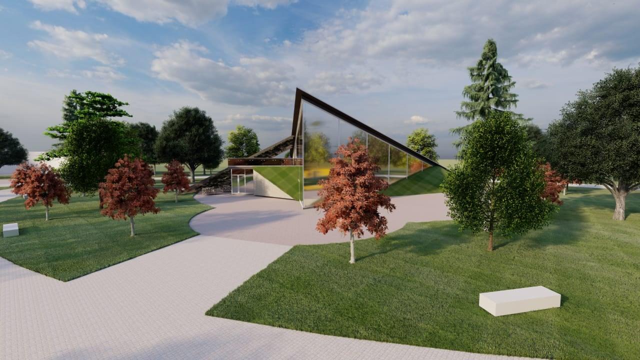 В Сарате построят туристический центр за 18,5 миллионов гривен (фото, аудио) «фото»