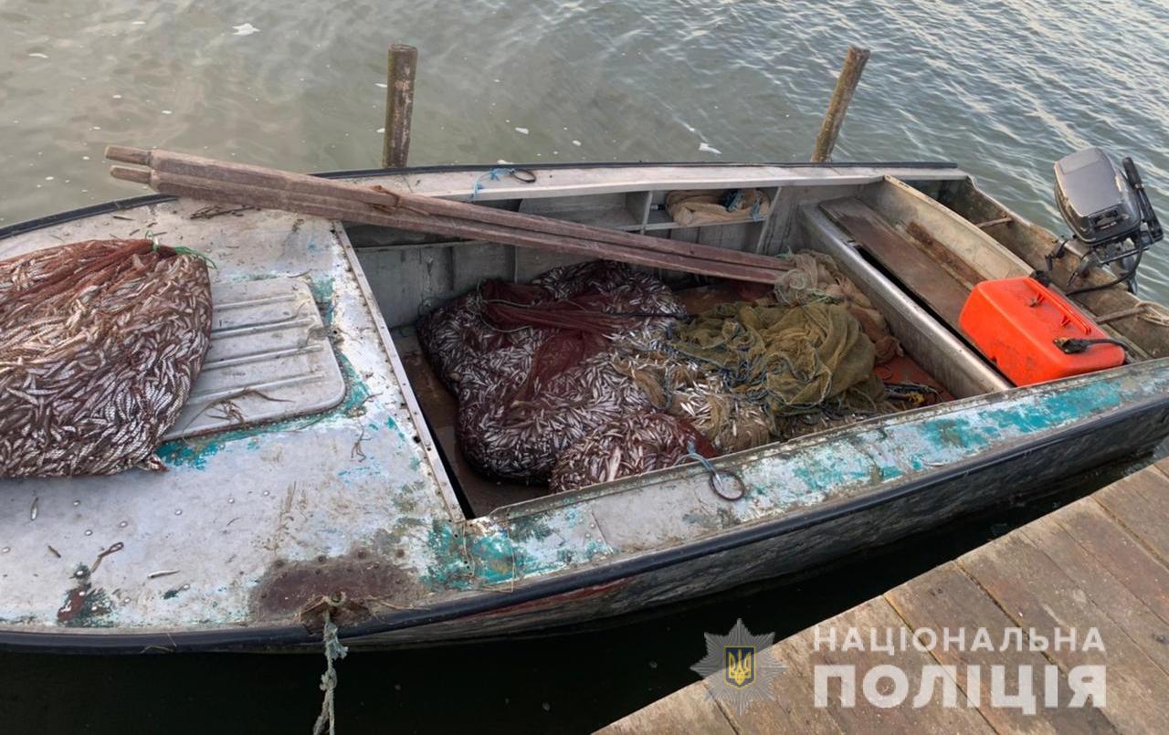 Ловил рыбу ловушками: в Одесской области задержали браконьера (фото) «фото»