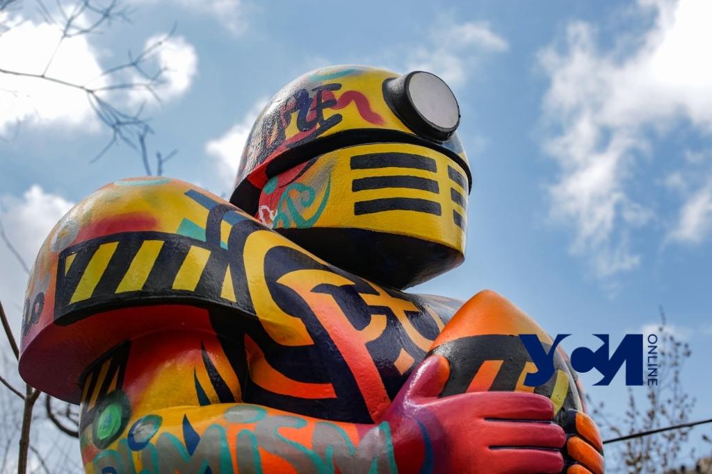 Художники со всей страны привезли в «Зеленый театр» свои скульптуры (фото) «фото»