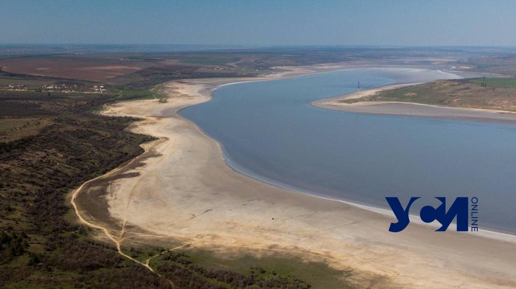 Исток Куяльника с высоты птичьего полета (фото) «фото»