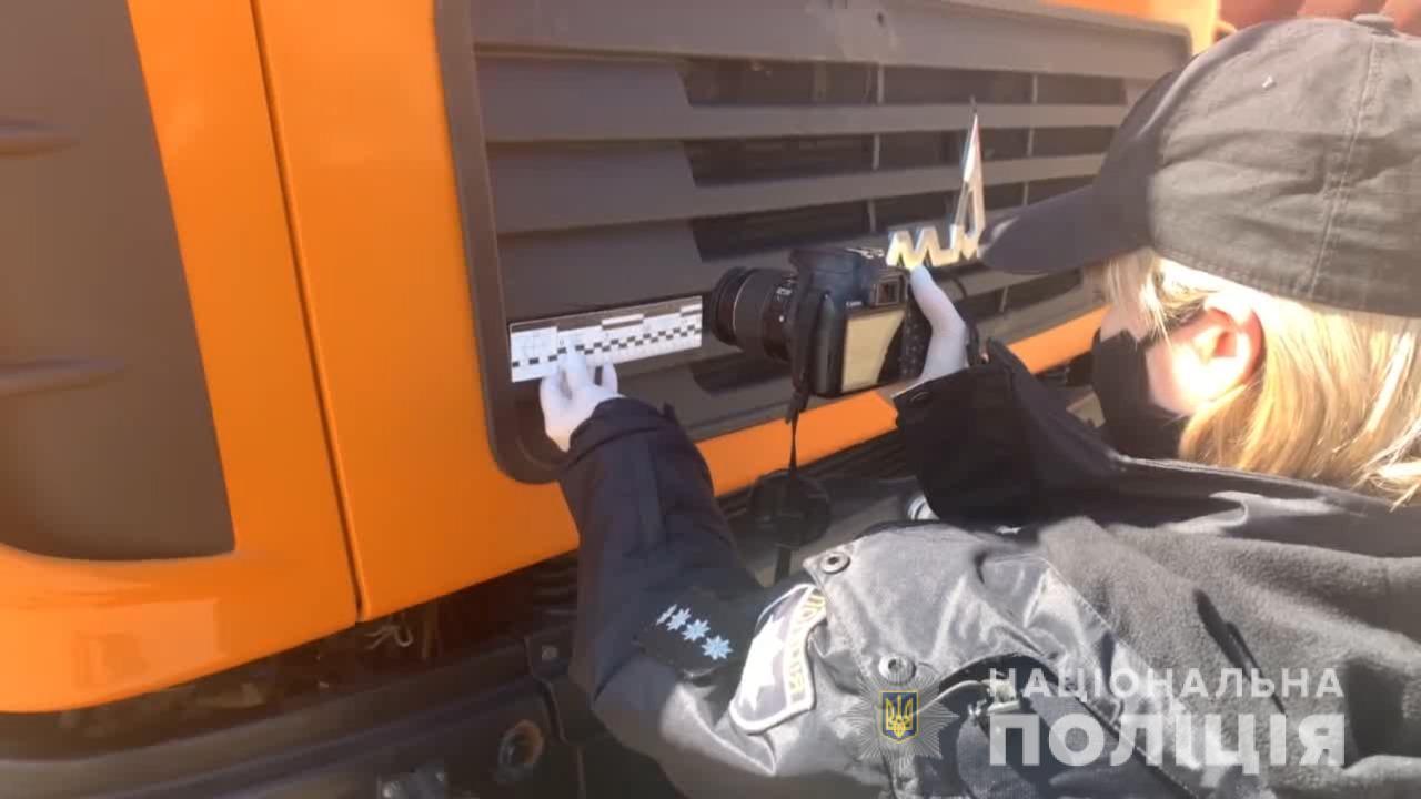 Смертельное ДТП: найден водитель фуры, сбежавший с места аварии «фото»