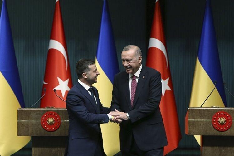 Украина и Турция подписали меморандум о сотрудничестве в туристической отрасли «фото»