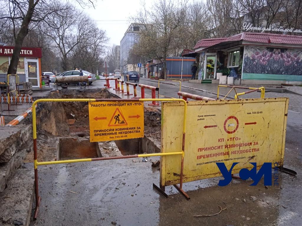 Не учли ремонт теплосетей на Черняховского – ТГО просит пересмотреть проект (фото) «фото»