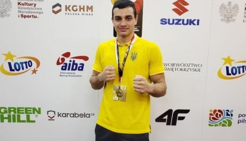 Боксер из Одесской области стал чемпионом мира «фото»
