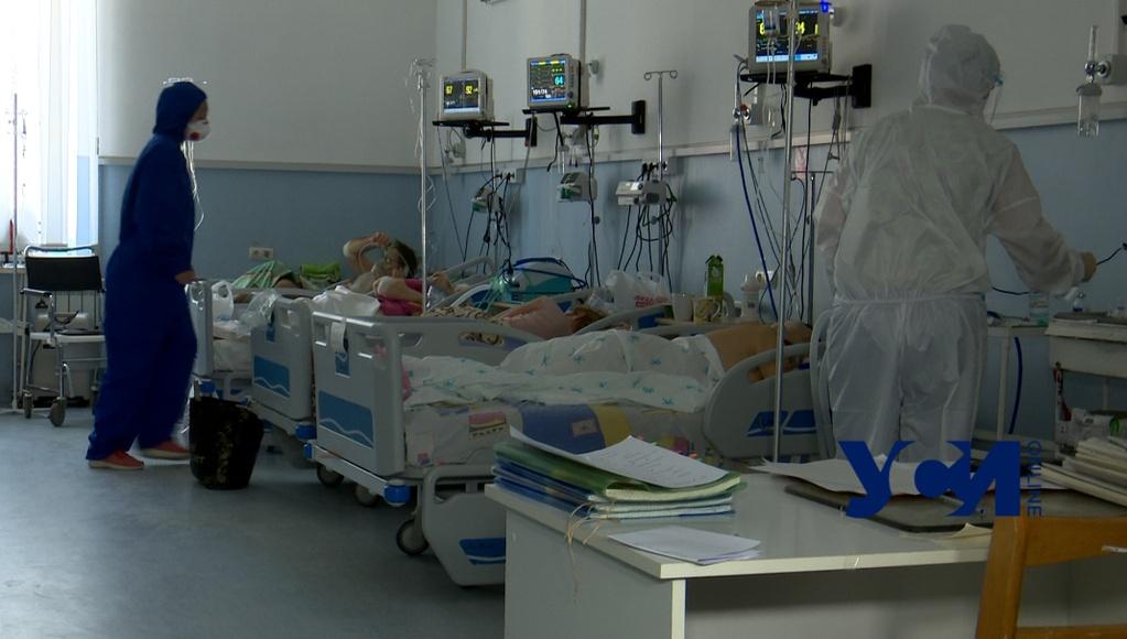 Что не так с борьбой против коронавируса в Одесской области (фото) «фото»