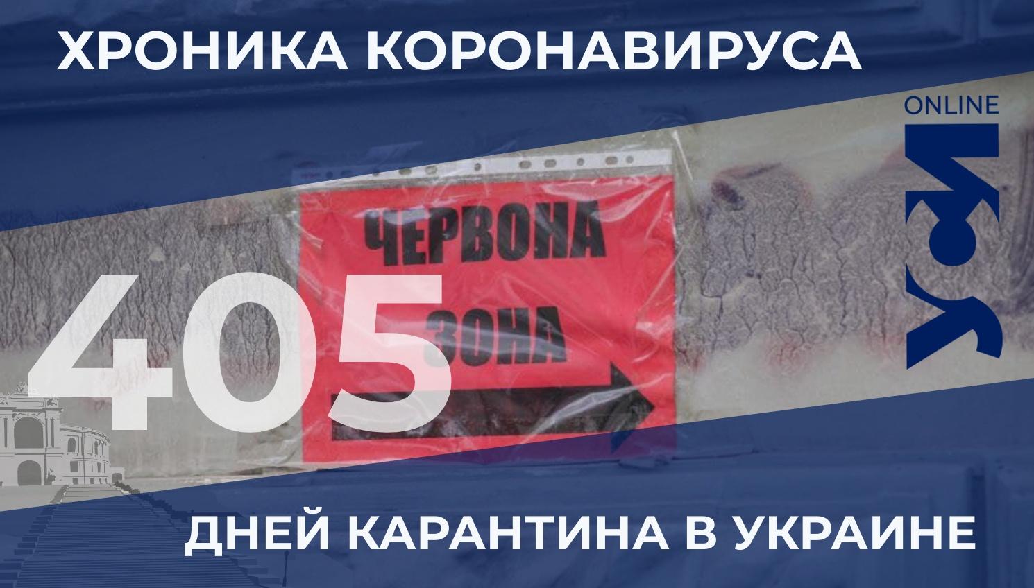 COVID-19: Одесса и область снова в пятерке лидеров по числу новых заболевших «фото»