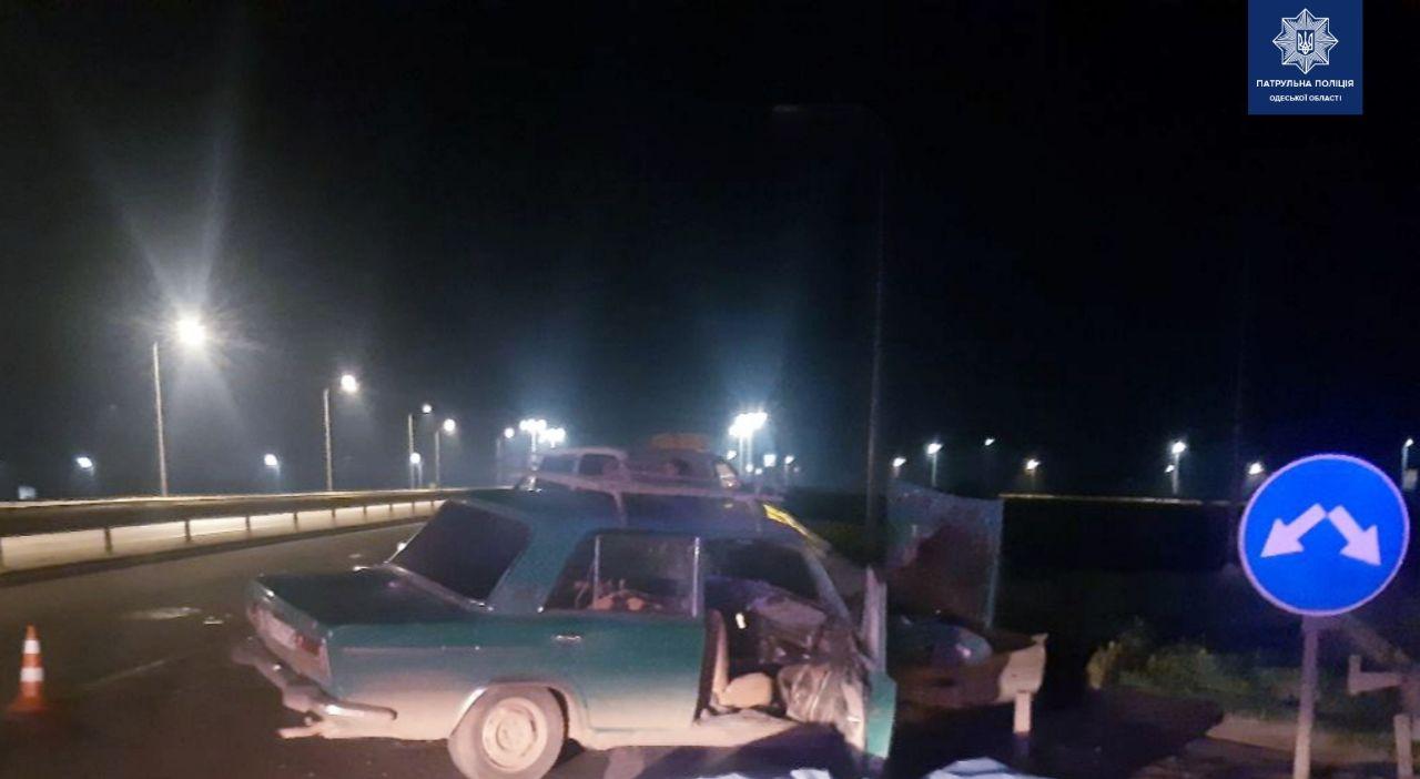 На Объездной дороге в ДТП погиб пенсионер «фото»