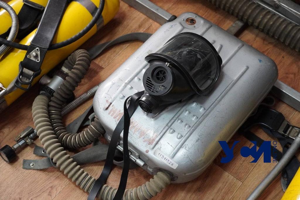 Старинное оборудование и зал героев: прогулка по одесскому Музею истории пожарной охраны (фото) «фото»