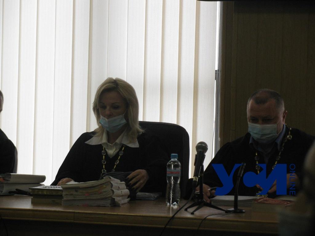 Дело Стерненко и Демчука: адвокаты заявили отвод судей (фото, аудио) «фото»