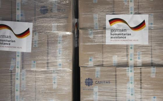 В Одессу прибыла гуманитарная помощь из Германии «фото»