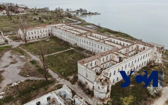200-летние Аккерманские казармы: руины, где витает дух истории (фото) «фото»