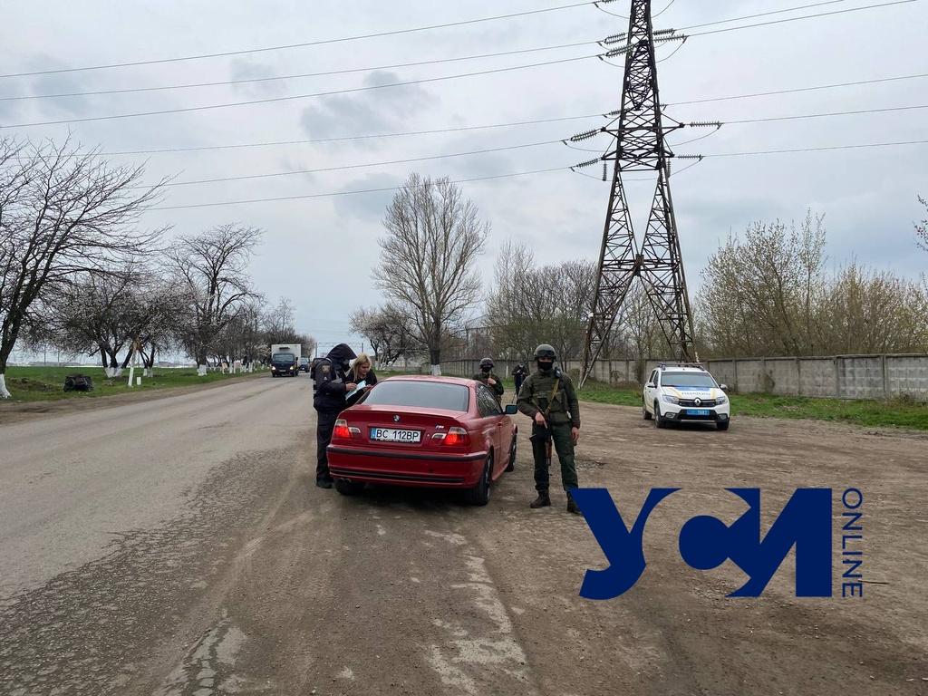 Проверяют документы и не только: в Одессе проходят учения СБУ (фото, аудио) «фото»
