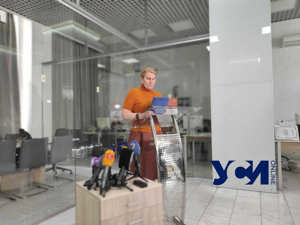COVID-19 и вакцинация: брифинг в Одесской ОГА «фото»