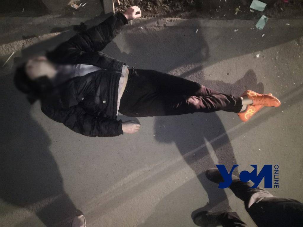 Ночью на улице Рихтера обнаружили труп мужчины «фото»
