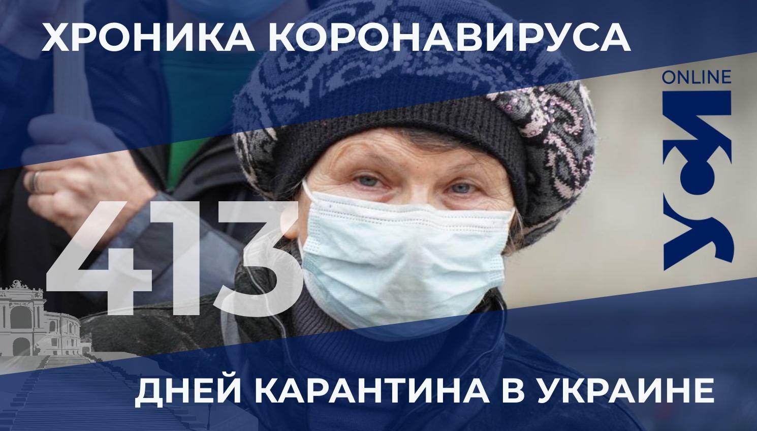COVID-19: в Одесской области за сутки — 35 умерших «фото»