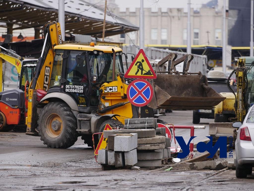В Одессе обещают отремонтировать Екатерининскую и убрать оттуда торговцев «фото»