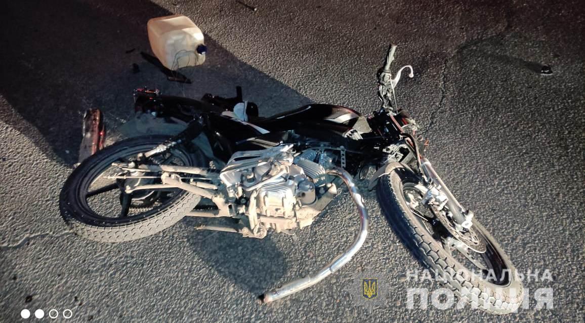 В Черноморске арестовали водителя, сбившего насмерть мотоциклиста (фото) «фото»