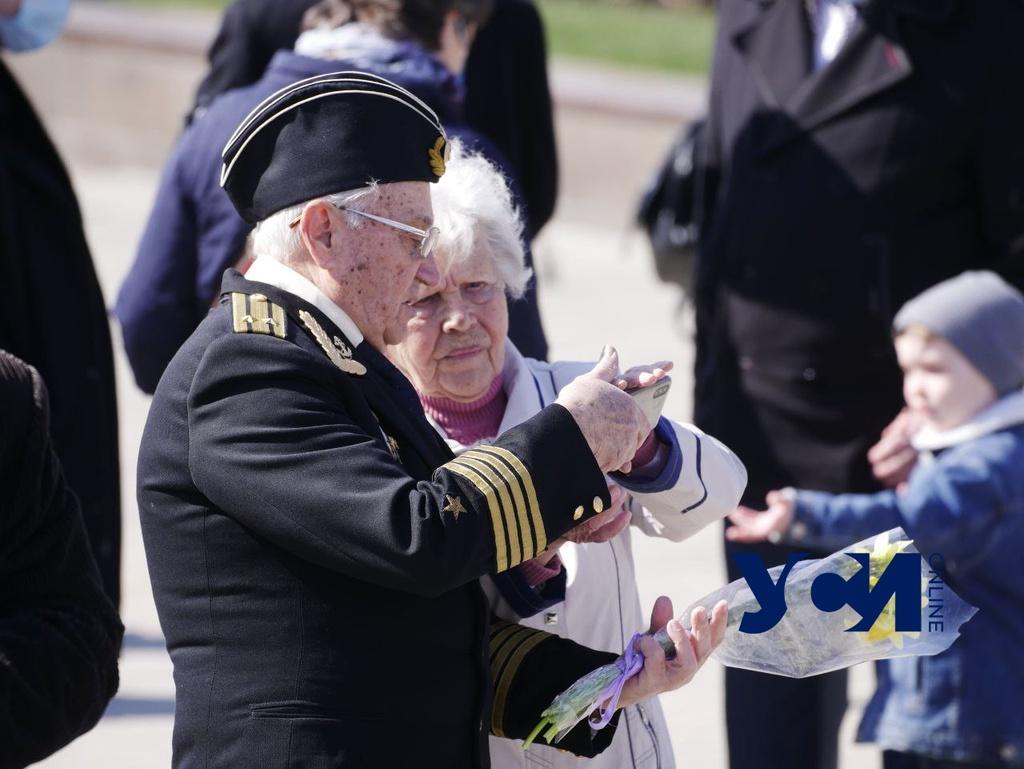 Одесские ветераны получат дополнительные деньги от государства «фото»
