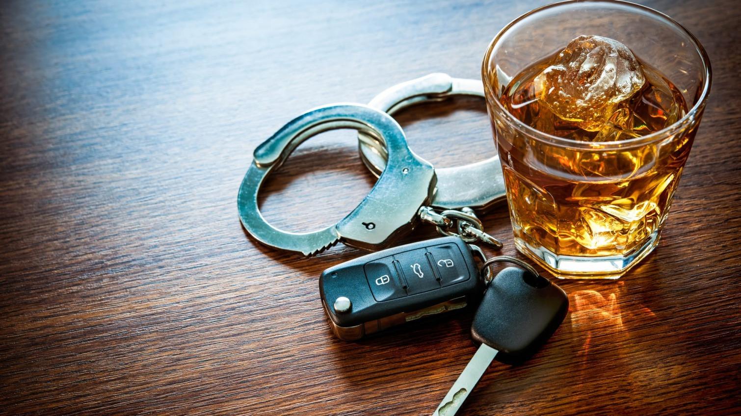 За ночь в Одессе выявили 12 пьяных водителей «фото»