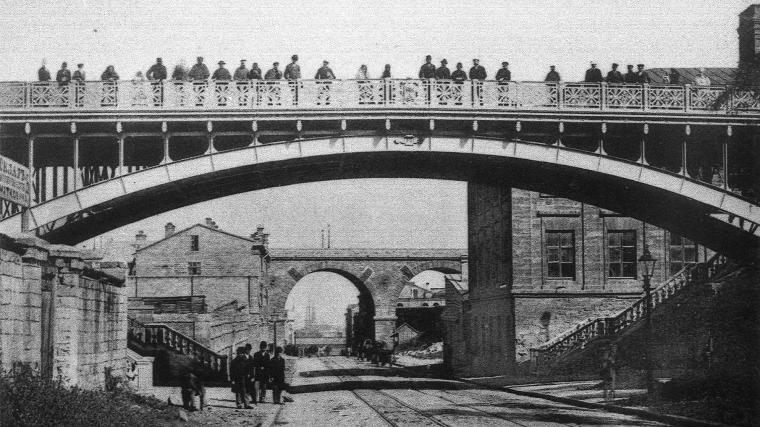 Дерибасовский, Крепостной и другие: что мы знаем о мостах старой Одессы «фото»