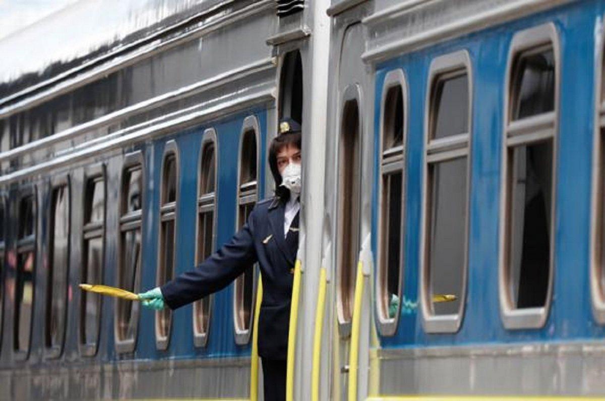 Из Одессы снова можно поехать в Кривой Рог на поезде «фото»