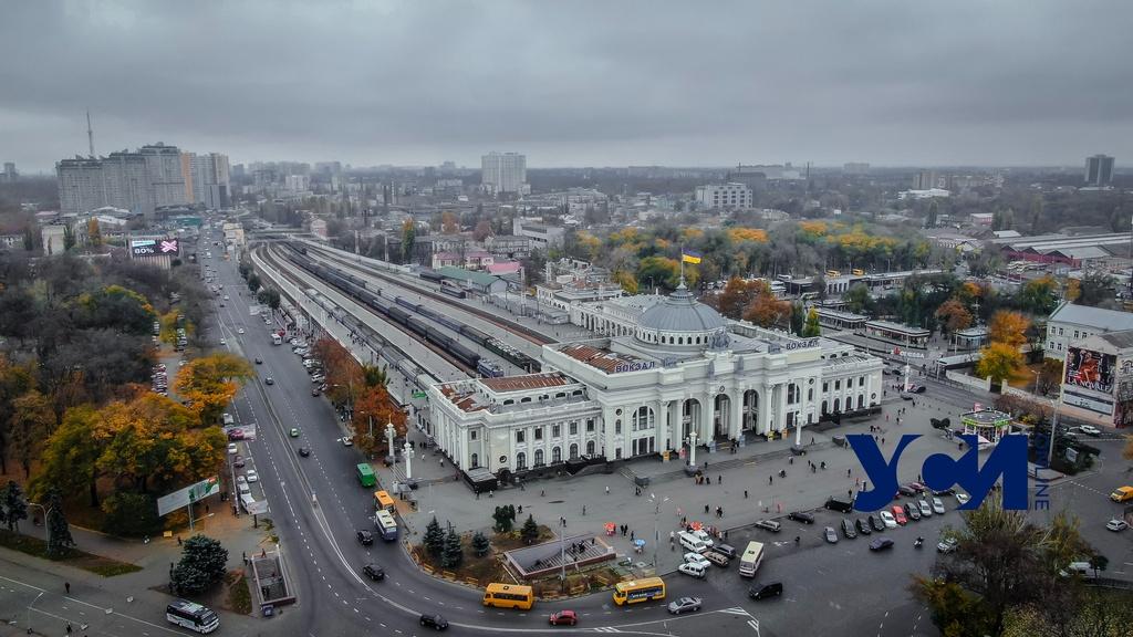 Из Одессы в Мариуполь – снова на поезде «фото»