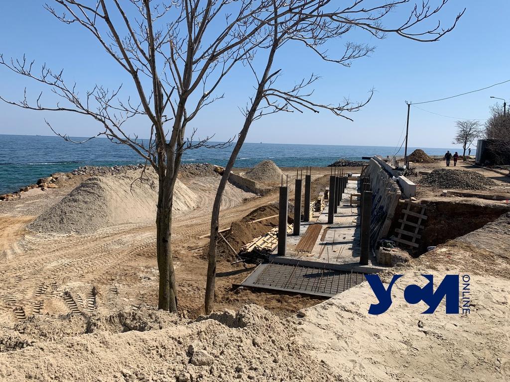 В Одессе намыли новый пляж: пока бесплатный (фото) «фото»