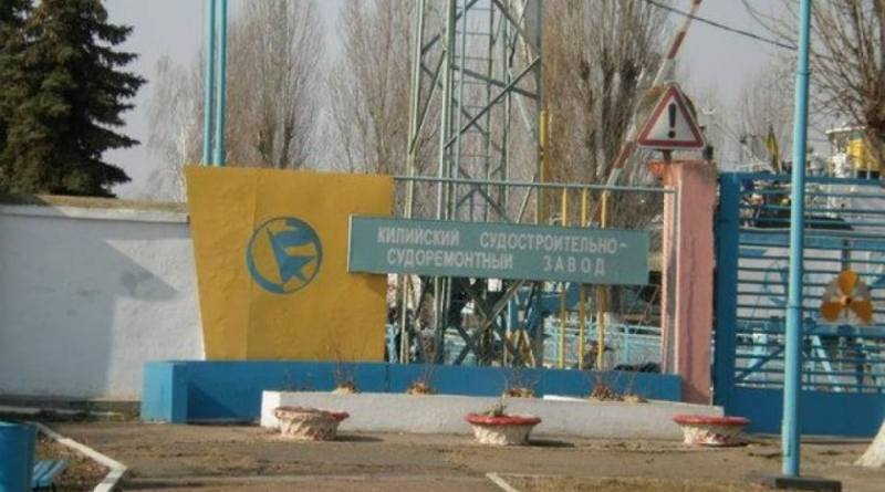 Смертельное ДТП на на судоремонтном заводе в Килии: погрузчик задавил работника «фото»