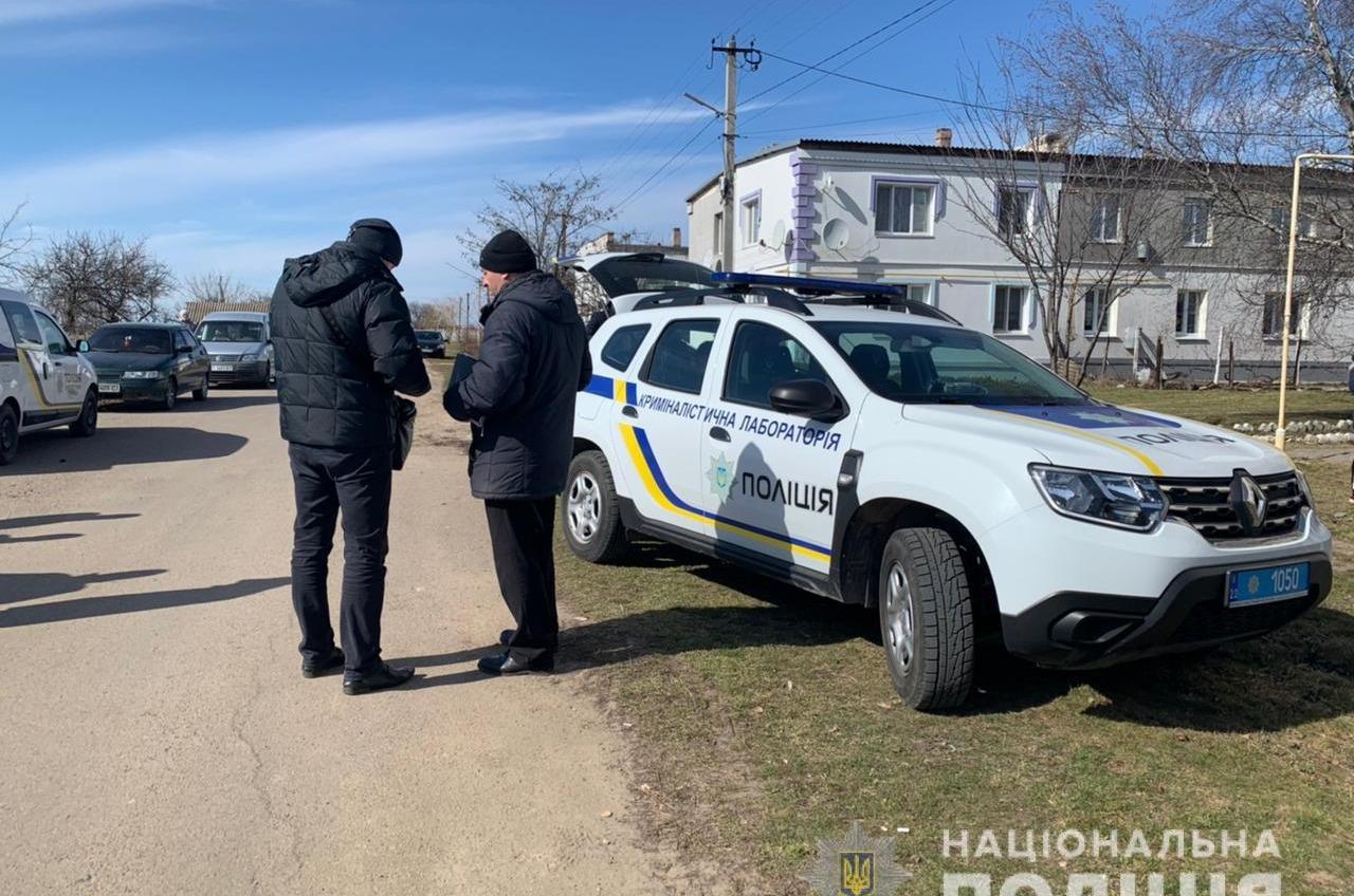 Подозреваемый в убийстве 7-летней девочки из Херсонской области покончил с собой (фото) «фото»