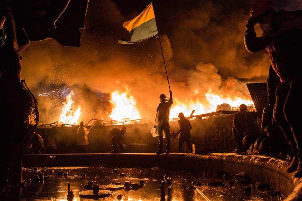 Российские гранаты на Майдане: прокуратура завершила расследование «фото»