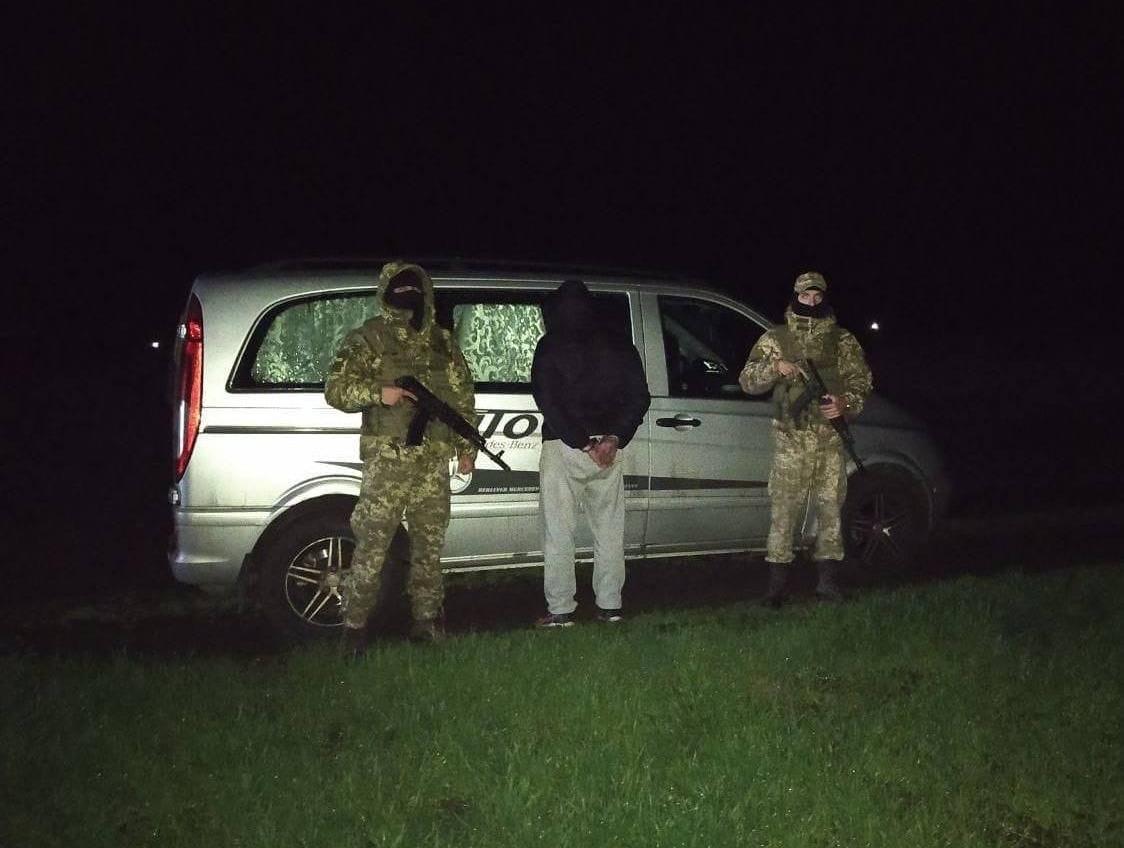 Не платил алименты и хотел сбежать за границу: в Одесской области задержали нарушителя «фото»
