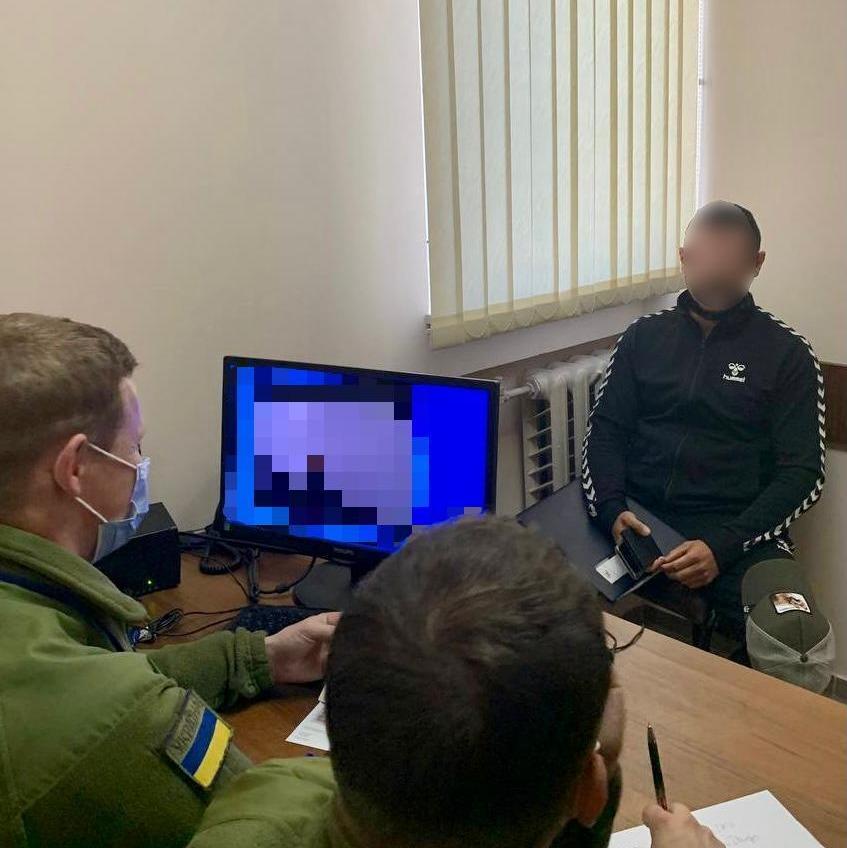 В Черноморске не пропустили в Украину российского блогера «фото»