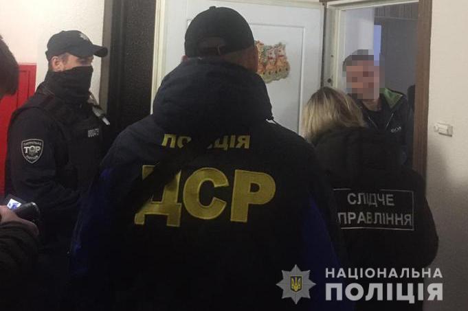 В Одессе провели обыски у «друзей» криминальных авторитетов (фото) «фото»