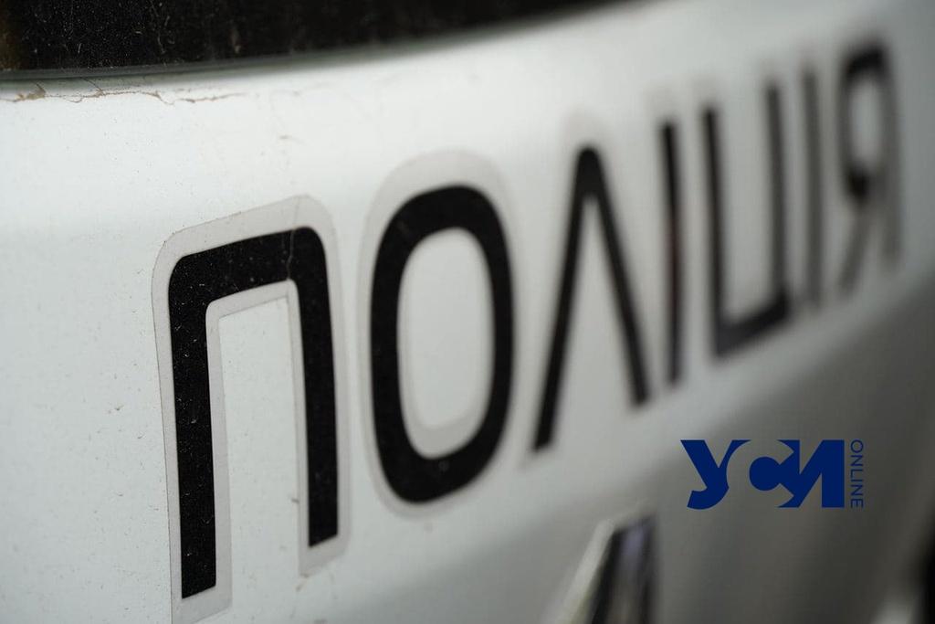 У одессита увели автомобиль, а одного из патрульных, нашедших пропажу, избили «фото»