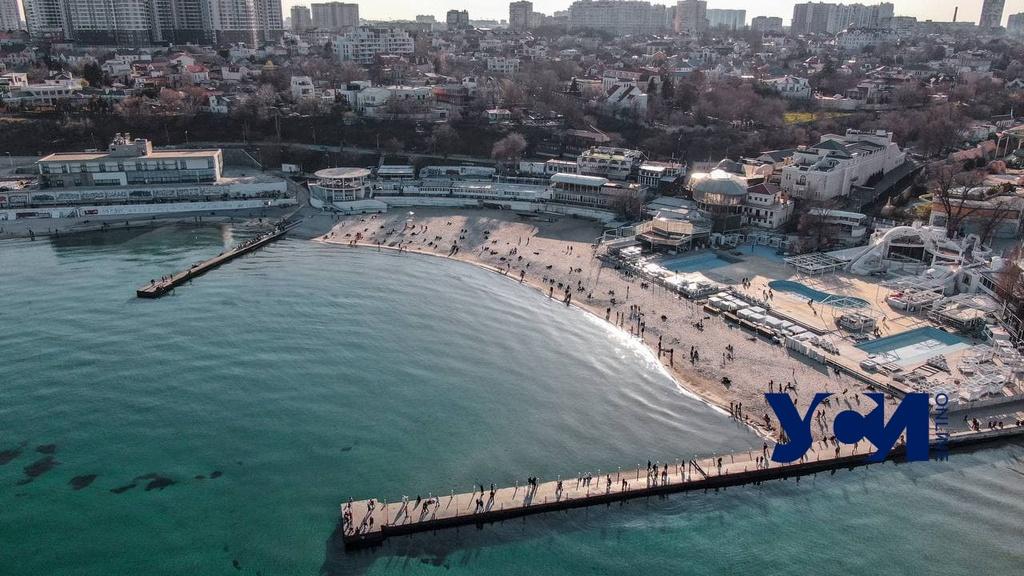 На побережье Одессы заведения сливают нечистоты в море (карта) «фото»