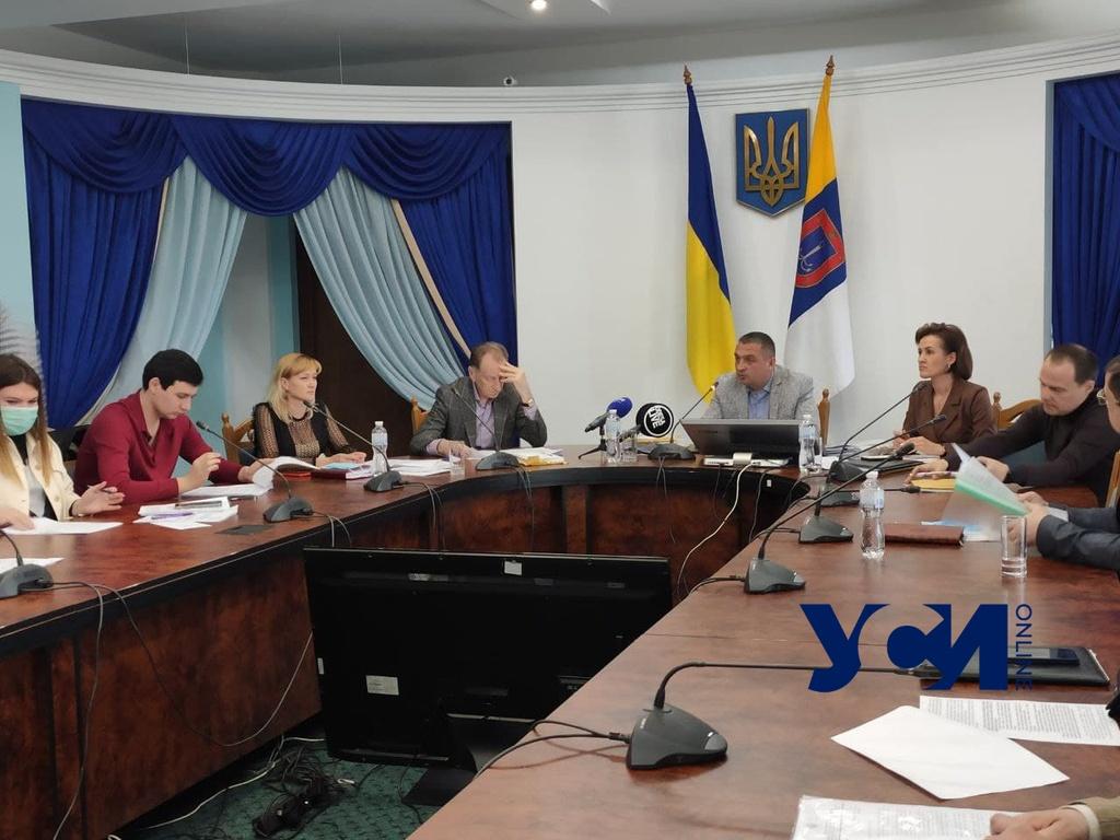 Одесской областной больнице нужно более 11 миллионов на пожарную безопасность «фото»