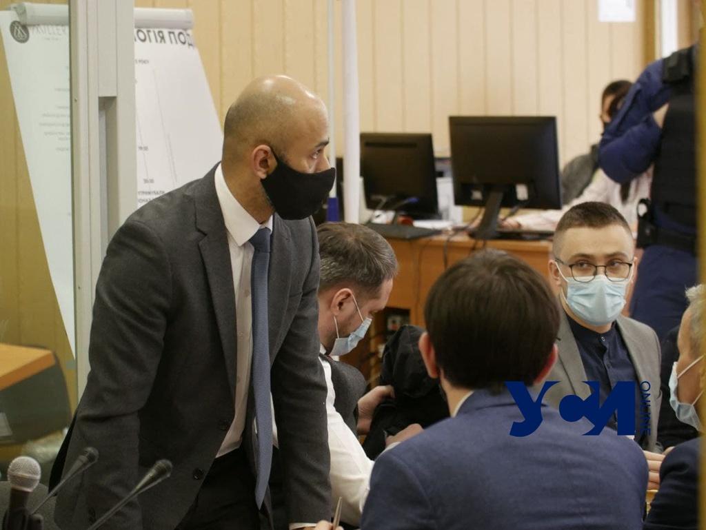 Апелляция Стерненко: суд выслушал стороны (фото) «фото»
