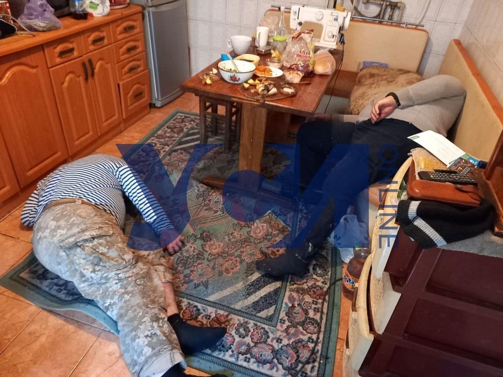 В Авангарде полиция нашла тела двух мужчин в доме «фото»