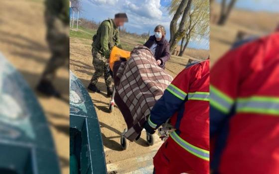 На Кучурганском водохранилище спасли тонувшего иностранца (фото, видео) «фото»