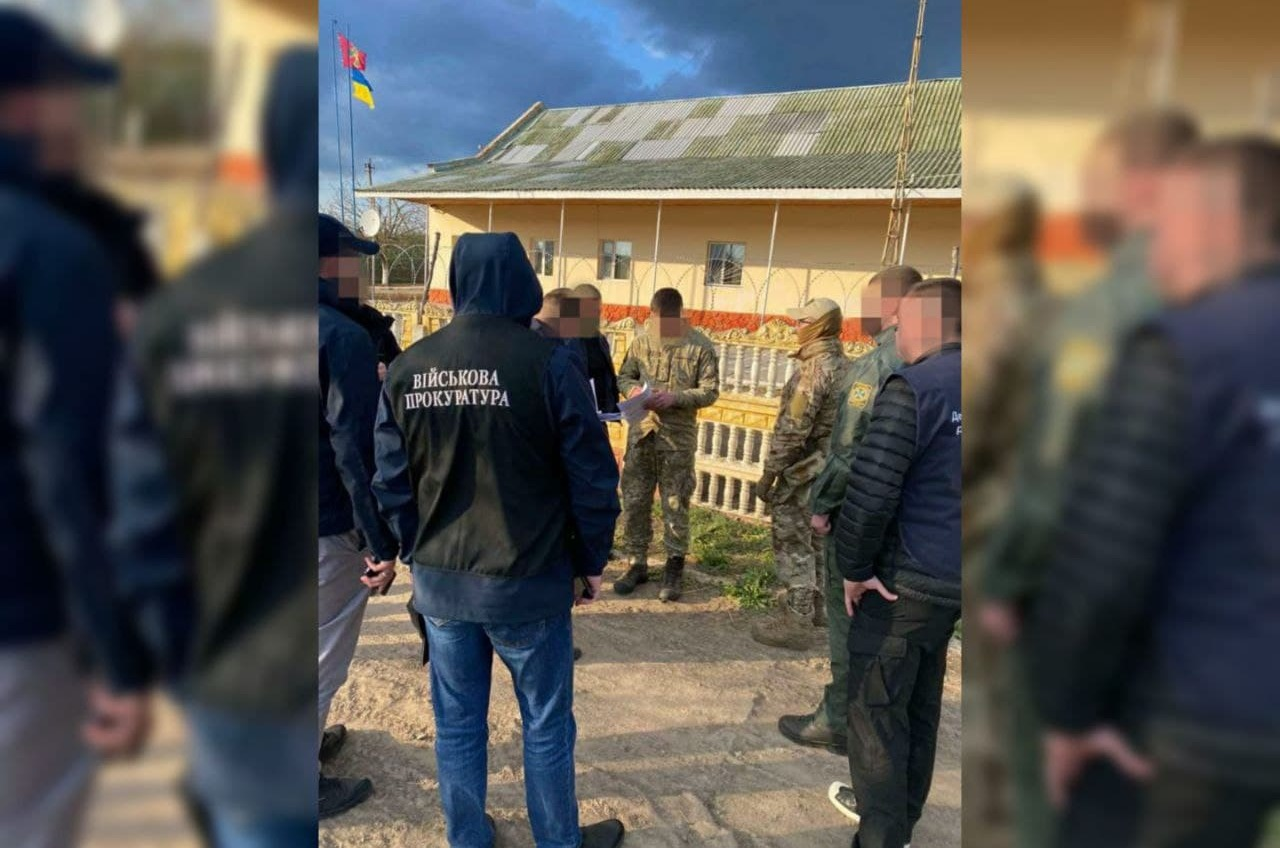 Белгород-Днестровского пограничника поймали на взятке за покрытие контрабанды (фото) «фото»
