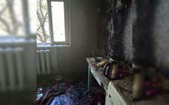 Неисправная проводка: в Теплодаре из-за пожара эвакуировали жителей пятиэтажки (фото) «фото»