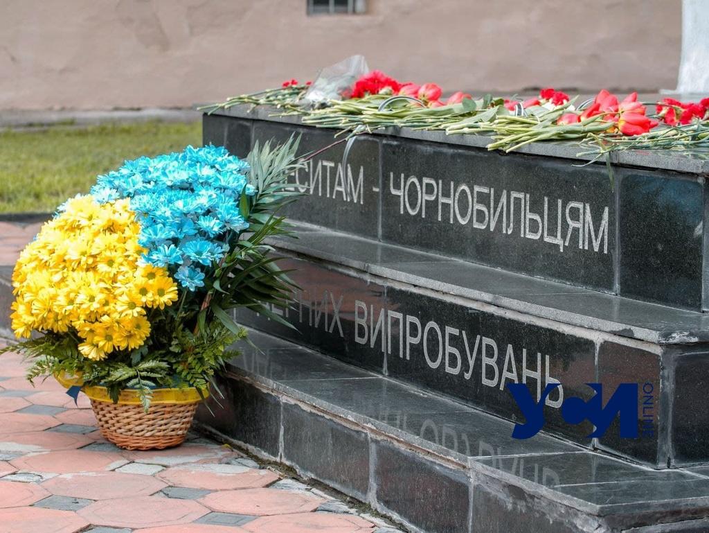 Помнить героев: в Одессе почтили память ликвидаторов Чернобыльской катастрофы (фото, аудио) «фото»