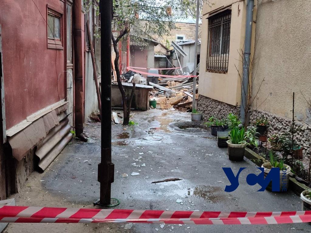 Взрыв газа на Молдаванке: дом рухнул (фото, аудио) Обновлено «фото»