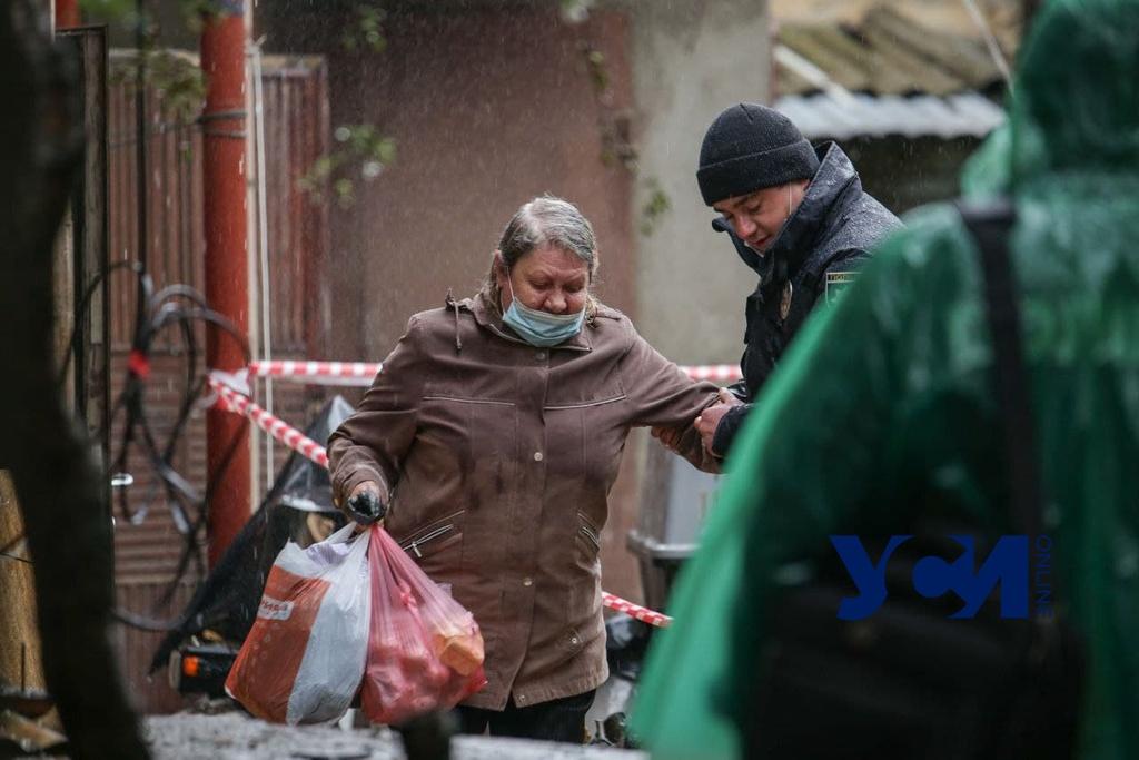 Взрыв газа на Молдаванке: семья из соседнего дома осталась на улице (фото, видео) Обновлено «фото»